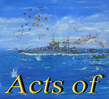 Acts of War Front Cover by Youngblai