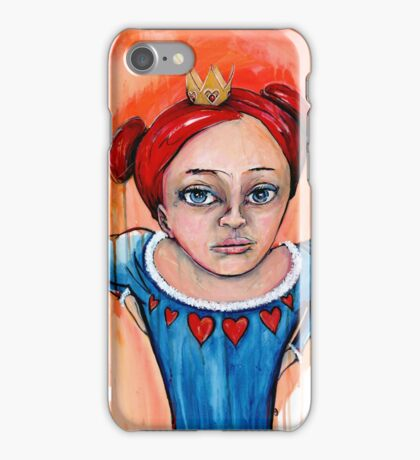 Who's Queen iPhone Case/Skin