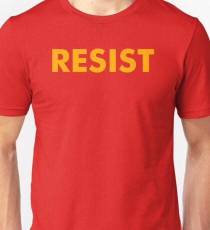 RESIST 2 Unisex T-Shirt