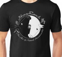 8 Horse Ranch for dark-colored shirts Unisex T-Shirt