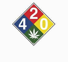 420 Caution Sign Fun T-Shirt