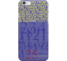 Bowelines iPhone Case/Skin