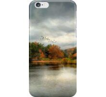 Before The Rain iPhone Case/Skin