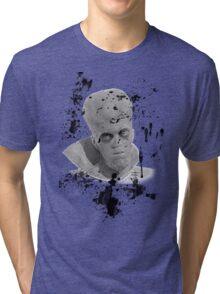 To Serve Man-Twilight Zone Tri-blend T-Shirt