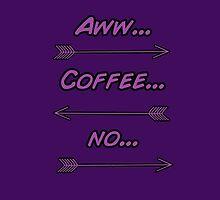 Hawkeye Aww... Coffee... by dexlarprice