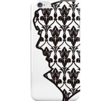 Sherlock - 221b Wallpaper iPhone Case/Skin
