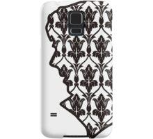 Sherlock - 221b Wallpaper Samsung Galaxy Case/Skin