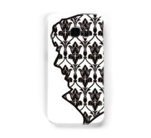Sherlock - 221b Wallpaper Samsung Galaxy Case/Skin