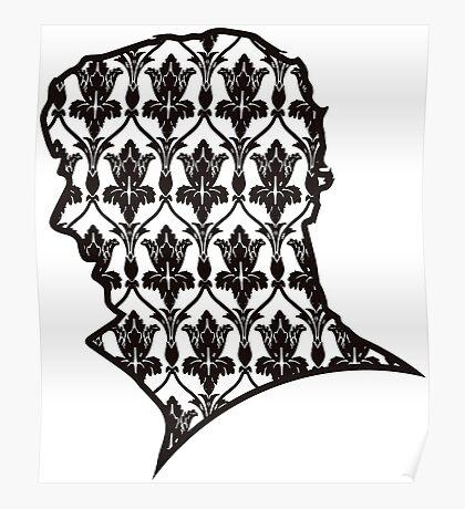 Sherlock - 221b Wallpaper Poster