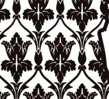 Sherlock - 221b Wallpaper Sticker