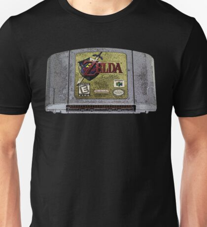 Zelda Time Unisex T-Shirt