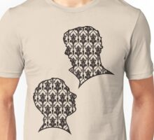Sherlock Portraits - Wallpaper design Unisex T-Shirt