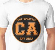 San Francisco California Bay Area CA Unisex T-Shirt