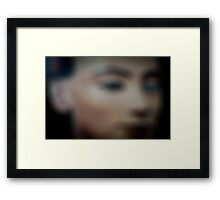 Blurred Vision Framed Print