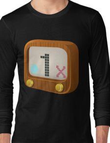Glitch Music Blocks musicblock x shiny 01 Long Sleeve T-Shirt