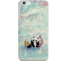 Panda and Co iPhone Case/Skin
