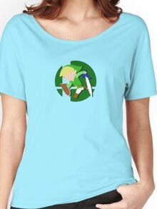 Smash Bros: Toon Link Women's Relaxed Fit T-Shirt