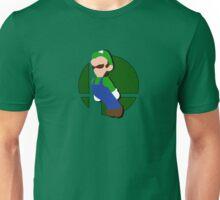 Smash Bros: Luigi Unisex T-Shirt