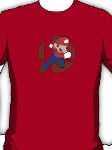 Smash Bros: Mario T-Shirt