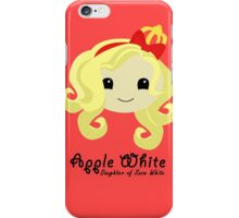 Apple White iPhone Case/Skin