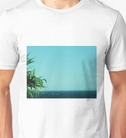 Pandanus,Sea 'n Sky Unisex T-Shirt