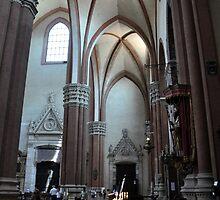Basilica di San Petronio by Karen E Camilleri