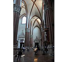 Basilica di San Petronio Photographic Print