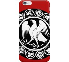 EAGLE's CREST.... iPhone Case/Skin