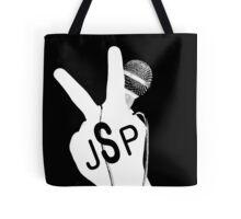Jackass Supercast Podcast Logo Tote Bag