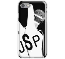 Jackass Supercast Podcast Logo iPhone Case/Skin
