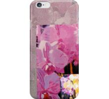 Rose Orchid Multi Overlay iPhone Case/Skin