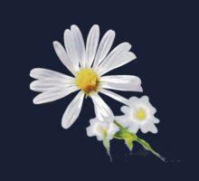 WHITE FLOWER Kids Tee