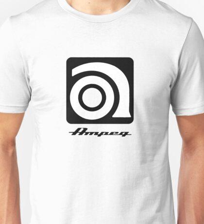 AMPEG guitar bass amp amplifier Unisex T-Shirt