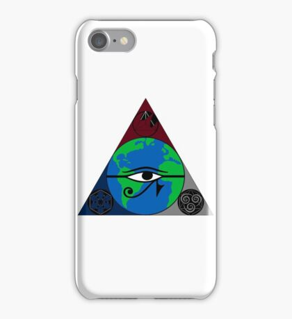 Collective Consciousness(more simple) iPhone Case/Skin
