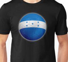 Honduras - Honduran Flag - Football or Soccer 2 Unisex T-Shirt