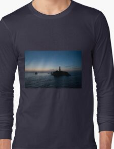 Red Sea Sunset Long Sleeve T-Shirt