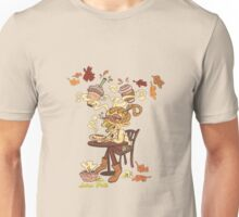 Pumpkin Spice and Cold Season Unisex T-Shirt