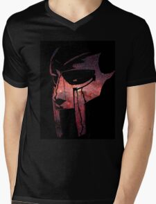 Beneath the Mask(no sacred g) Mens V-Neck T-Shirt