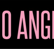 No Angel Sticker