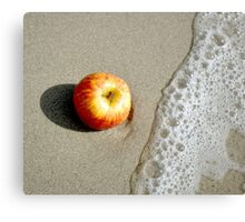 Eve's Fruit before the Wedding Canvas Print