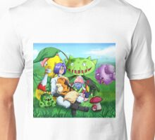 James and his Pokemon Unisex T-Shirt
