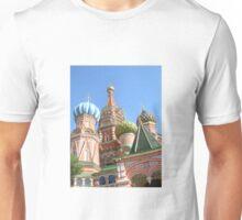 Beautiful St Basil's Unisex T-Shirt