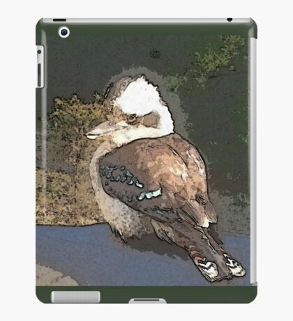 The Kookaburra iPad Case/Skin