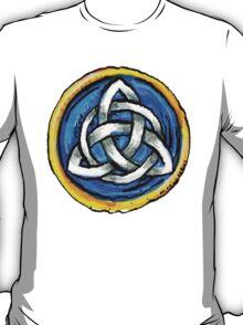 Celtic Dragons Eye Stylized T-Shirt