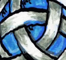 Celtic Dragons Eye Stylized Sticker