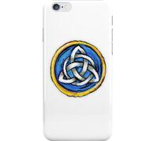 Celtic Dragons Eye Stylized iPhone Case/Skin