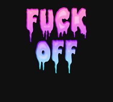 Pastel Colors - FUCK OFF - Pastel Goth - Tee Shirt~ Unisex T-Shirt