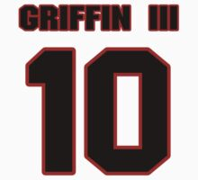 NFL Player Robert Griffin III ten 10 by imsport