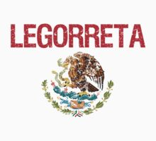 Legorreta Surname Mexican Kids Clothes