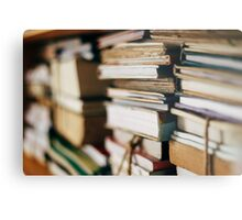 books Metal Print